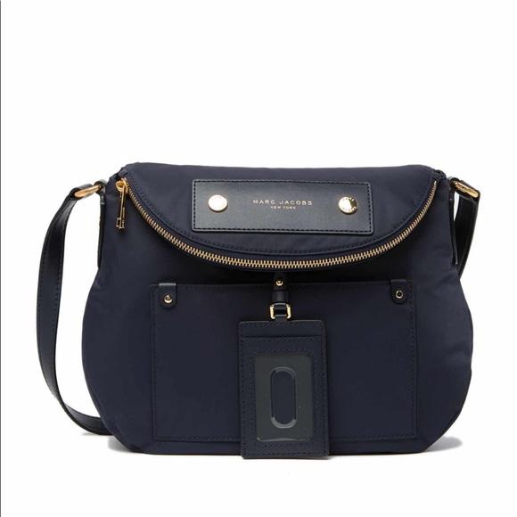 Marc By Marc Jacobs Handbags - Marc Jacobs Preppy Nylon Natasha Shoulder Bag